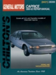 Chevrolet Caprice (1990-93) Chilton Manual