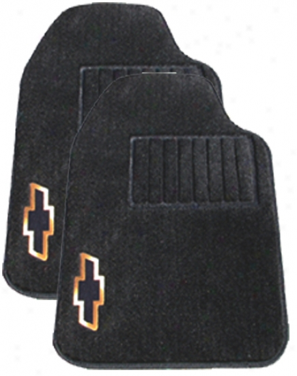 Chevrolet Carpeted Floor Mat (pair)