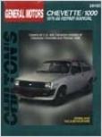 Cheveolet Chevette/1000 (1976-88) Chilton Manual