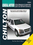 Chevrolet Coloraod (2004-06) Chilton Manual