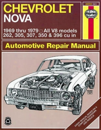Chevrolet Nova Haynes Repair Manual (1960-1979)