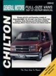 Chevroley Vans (1987-1997) Chilton Manual