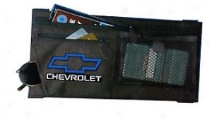 Chevrolet Visor Organizer