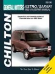 Chevy Astro (1985-2003) Chilton Manual