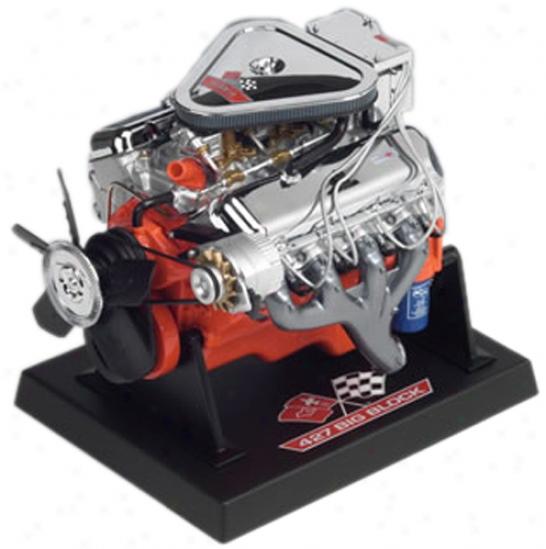 Chevy Big Block L89 Tri-power Die-cast Engine