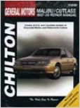Chevy Malibu, Oldsmobile Cutlass (1997-00) Chilton Manual