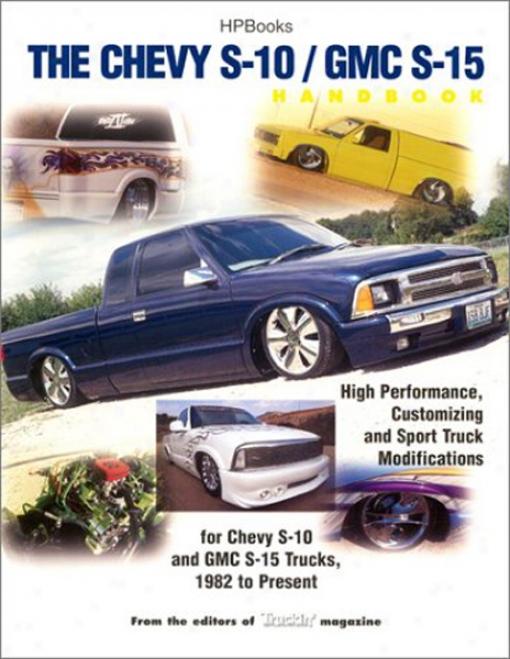 Chevy S-10/gmc S-15 Handbook