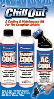 ''chill Out'' Cooling & Maintenance Kit