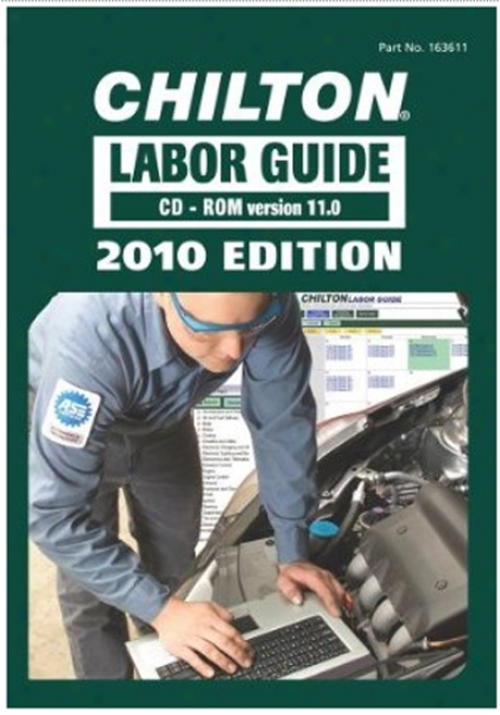 Chilton 2010 Labor Guide (cdr-om)