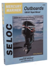 Chilton Seloc Outboard Marine Manuals