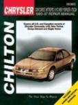 Chrysler Concorde/intrepid/new Yorker/lhs/vision (1993-97) Chilton Manual