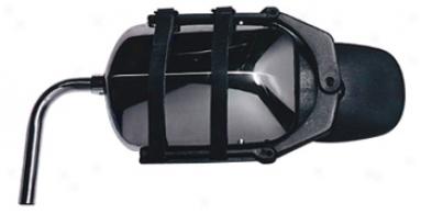 Cipa Adjustable Clip-on Towing Mirror