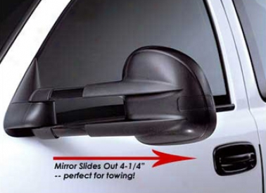 Cipa Extendable Replacement Towing Mirrors