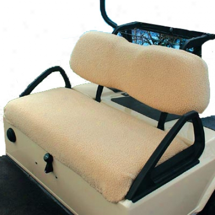 Classic Accessories Fairway Sand Golf Cart Bottom Cover