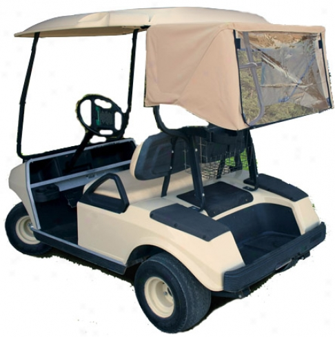 Classic Accessories Golf Car Club Awning