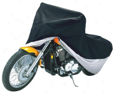 Classic Large Deluxe Motorcycle Cover