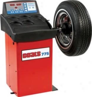 Coats Computerized Wheel Balancer