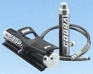 Cobra Hydraulic Ram, Pump And Hose Set