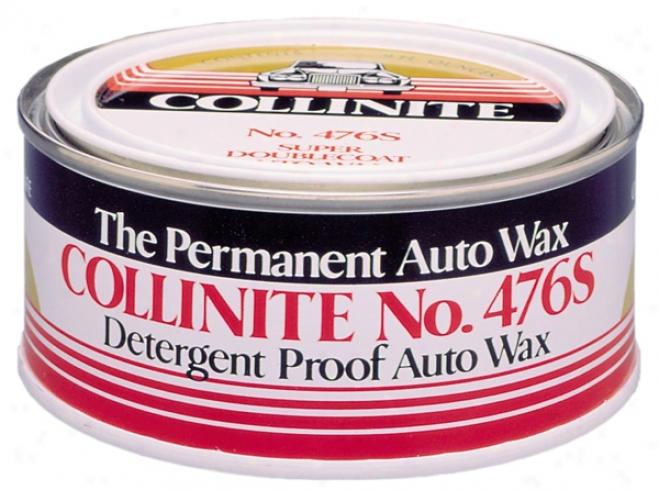 Collinite? Double-coat Paste Wax (9 Oz.)