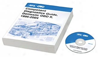 Component Diagnostics Guide, Domestic Obd Ii