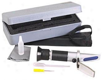 Coolant And Battery Refractometer