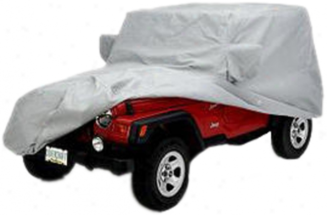 Covercraft Multibond Block-it 200 Ready-fit Jeep Wrangler & Cj Cover