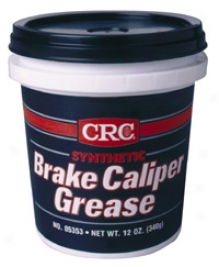Crc Brake Caliper Synthetic Grease (12 Oz.)