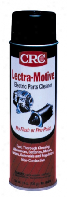 Ctc Lectra-motive Lightning-like Parts Cleaner (19 Oz)