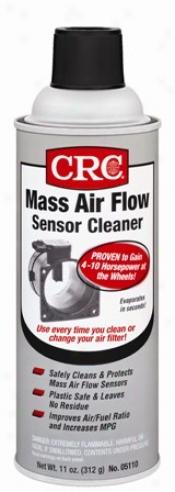 Crc Mass Air Flow Sensor Cleaner (11 Oz.)