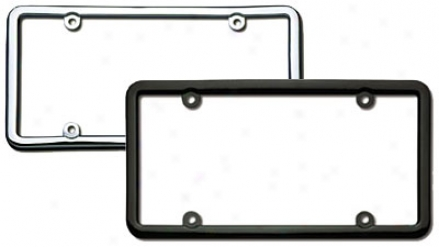 Cruiser Classic Lite License Dish Frame