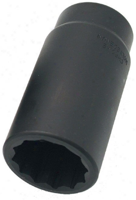 Cta 6 Point Axle Nut Socket (29mm)