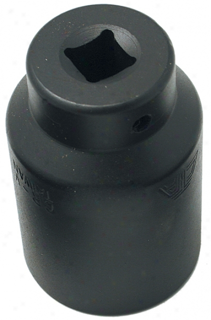 Cta 6 Point Axle Nutt Socket (38mm)