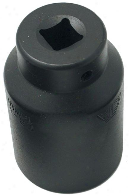 Cta 6 Point Axle Nutt Socket (38mm)