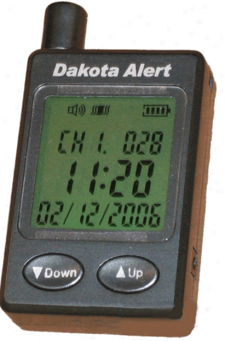Dakota Alert Pager/receiver