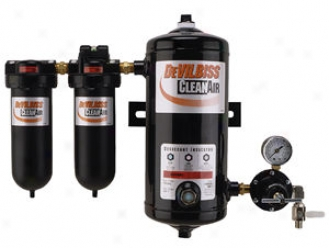 Desiccant Air Dryer System