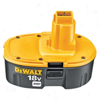 Dewalt 18v Xrp Extended Run Battery