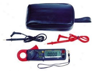 Digital Amp Clamp/multimeter With Low Amp Capability