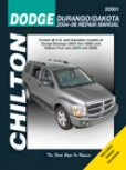 Dodge Durango/dakota Pick-ups (2004-06) Chilton Manual