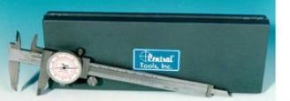 Dual Scale Dial Caliper - 0-6'', 0-150mm