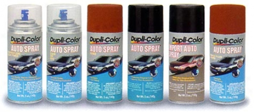 Dupli-color Auto Spray Paint In spite of Domestic & Import Cars 5 Oz.