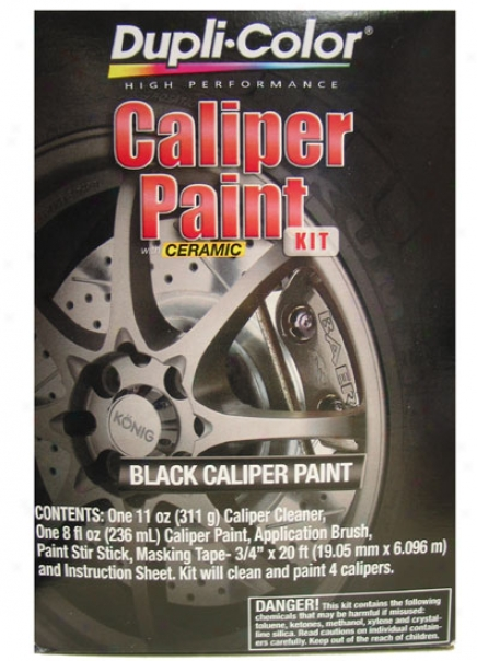 Dupli-color Caliper Paint Kits