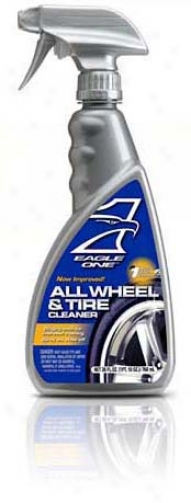 Eagle One All Wheel And Tire Cleaner (26 Oz)