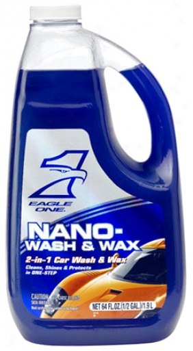Eagle One Nano 2-in-1 Car Wash & Wax