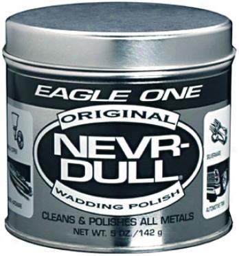 Eagle One Nevf-dull Cotton Wadding Polish (5 Oz.)