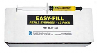 Easy-fill Refill Syringes - 12 Pack