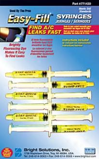 Easy-fill Refill Syringes - 6 Pack