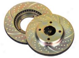 Ebc Performance Brake Rotors