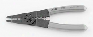 Electrical Wire Stripper And Crimpdr