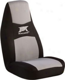 Elegant Nx Racing Gray Seat Cover