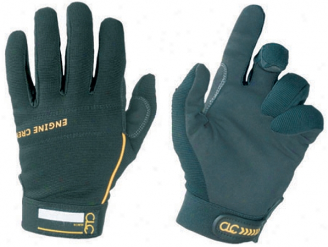 Engine Crew Mechanics Gloves